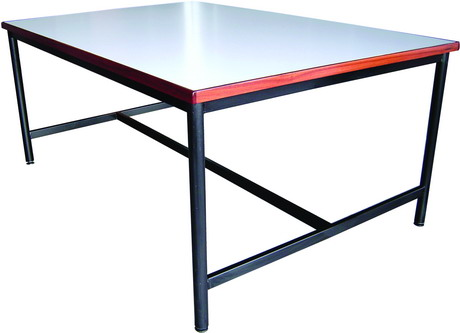 UNIVERSITY TAFE MELAMINE TOP CRAFT BENCH