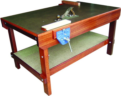 1.5M TEACHERS DEMONSTRATION WORKBENCH KNOCK-DOWN STYLE