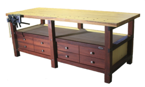 Large Tuart workbench